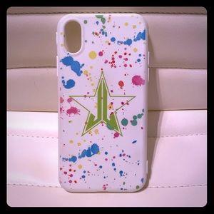 Jeffree Star iPhone X/XS case Jawbreaker Edition